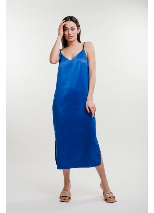Платье 25587 электрик