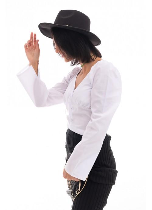 Блуза 46384 белый